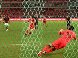 Arsenal ärgert Bayern spät - Trio verschießt