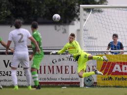 Youngster Nicolas rettet Gladbach das Unentschieden