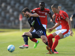 Hertha: Rekik fliegt bei 5:1-Sieg in Wismar