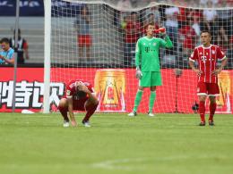 Anfällige Bayern kassieren deutliche Pleite gegen Milan