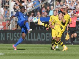 Dortmund holt spätes Remis im Derby-Test