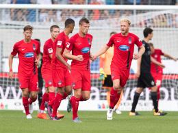 Schnatterers Standards bringen FCH den Derbysieg