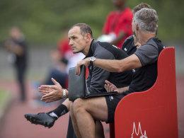 Niederlage in Sandhausen: Bayer schenkt 2:1-Führung her