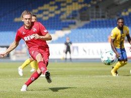 Rudnevs' Doppelpack reicht dem FC nicht