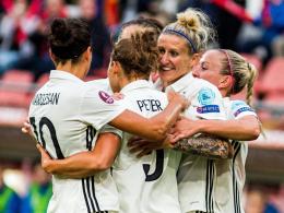 Deutschland dank zwei Elfmetern im EM-Viertelfinale