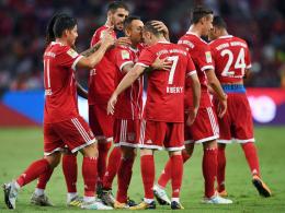 Überzeugende Bayern schlagen Chelsea 3:2