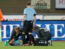 Hannover: Sorgen um Korbs Knie