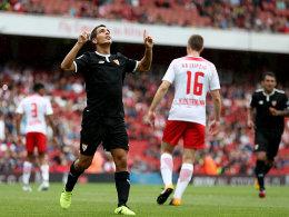 0:1 gegen Sevilla: Leipzig bezieht erste Testpleite