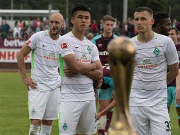 Arnautovic trifft - Zhang verhindert Elfmeterschießen