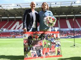 Mainz verabschiedet Schmidt bei 2:1 gegen Newcastle