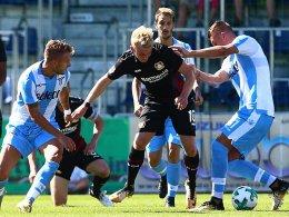 Immobile eiskalt - Lazio schlägt Bayer 3:1