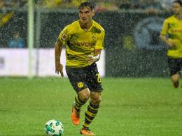 BVB unterliegt Bergamo bei Philipps Debüt