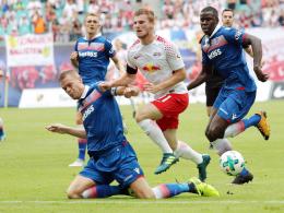 1:2 gegen Stoke: Leipzig verspielt Führung