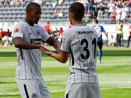 Eintracht: Klarer Derbysieg mit Schönheitsfehlern