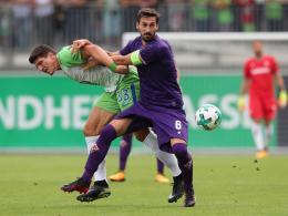 0:2 - Wolfsburg enttäuscht gegen Florenz