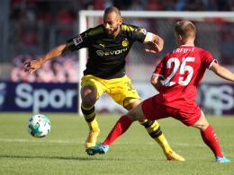 BVB-Stürmer Isak glänzt mit Viererpack - Toprak verletzt