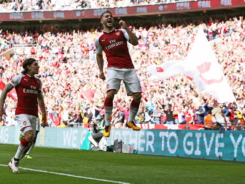 Arsenal schlägt Chelsea und holt ersten Titel