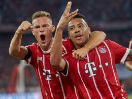 Neuzugänge Süle und Tolisso bereiten erfolgreiche FCB-Ouvertüre