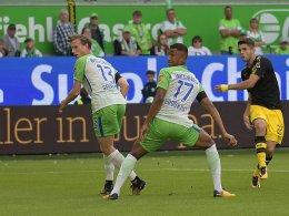 Pulisic & Co lassen Wolfsburg keine Chance