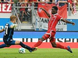 Bayern gewinnen