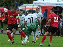 Kath sichert Unentschieden gegen St. Gallen