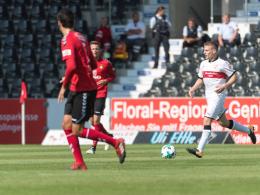 VfB verliert - Badstuber angeschlagen raus