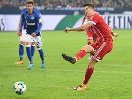 Drei Torbeteiligungen: James glänzt auf Schalke