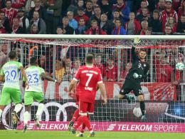 Bayern patzt - auch wegen Ulreichs Fehlgriff