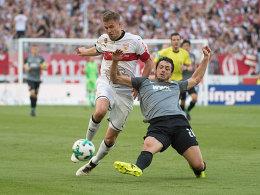 Defensivreihen dominieren schwäbisches Derby
