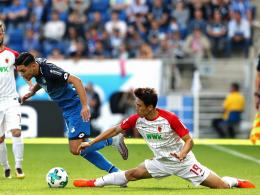 Augsburg beweist nach Uths Traumtor Moral