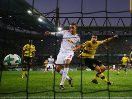3:2 in Dortmund! Leipzig stürmt die BVB-Festung