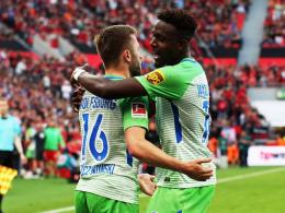 Origi und Kuba: Wolfsburg findet die richtigen Antworten