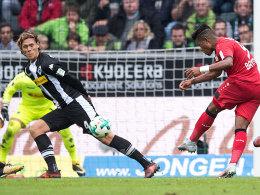 Nach 0:1: Bayer überrollt nachlässige Borussia