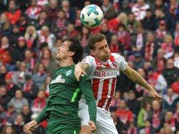 Krisenduell zwischen Köln und Bremen endet 0:0