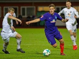 Kruse trifft doppelt: Werder siegt mit Mühe