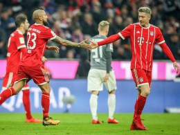 Augsburg-Schreck Lewandowski schlägt wieder zu