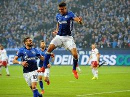 Di Santos Wartezeit endet - Schalke nun Zweiter