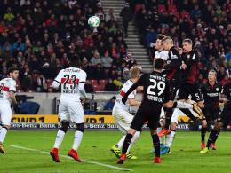 Dank Havertz und Bender: Erste Heimniederlage für den VfB