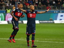Vidals Serie hält gegen unbequeme Frankfurter