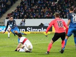 Hoffenheim jubelt dank Uths spätem Treffer