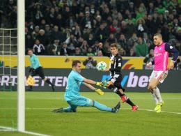 Raffael lässt den HSV wieder mit leeren Händen dastehen