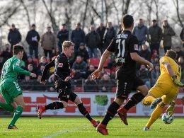 Bayer feiert standesgemäßen Sieg gegen Fürth