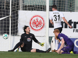 3:1 gegen Aue - Mascarell und Fabian feiern Comeback