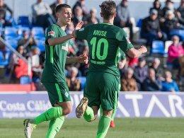 Bremen: Überzeugendes 4:0 im Härtetest gegen Twente