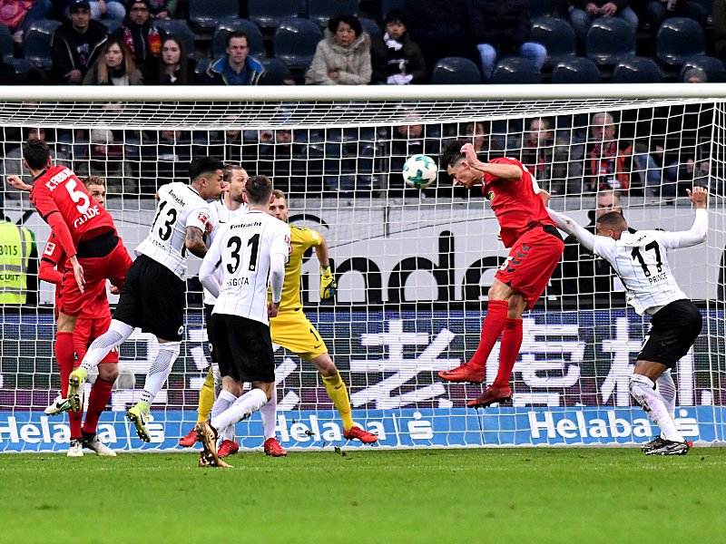 Personalpuzzle bei Eintracht Frankfurt: Beginnen Mascarell und Hrgota gegen SC Freiburg?
