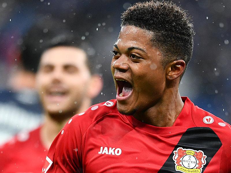 Bundesliga: Leverkusen schlägt Hoffenheim 4:1