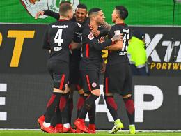 6. Sieg! Eintracht auswärts weiterhin bärenstark