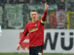 Petersens Elfmeter reicht Freiburg zum Sieg