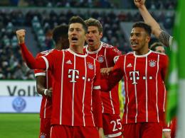 90.+1! Lewandowski schießt Bayern zum Sieg