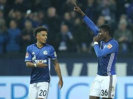 Schalker Big Points dank Kehrer und Embolo